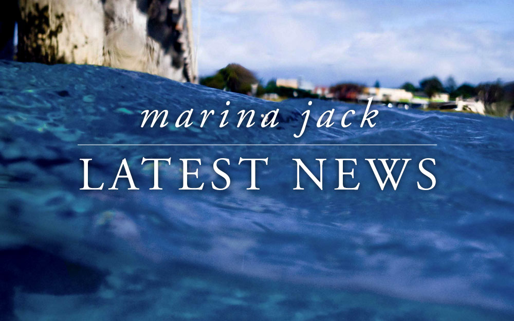 Marina Jacks Latest News