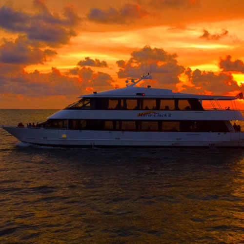 Sarasota Sunset Dinner Cruise