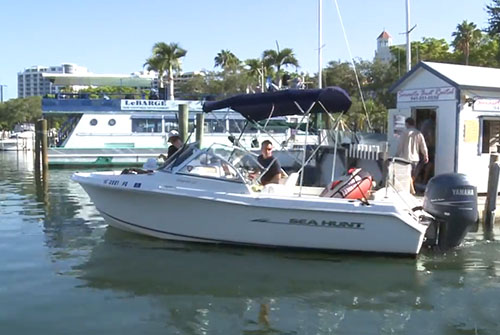 Sarasota Boat Rental by Suntex
