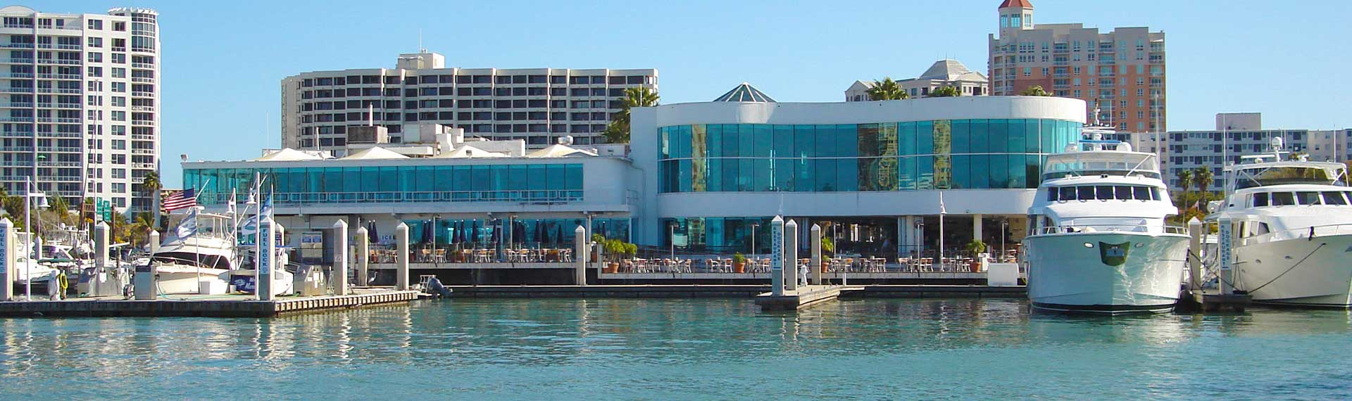 Marina Jack Waterfront Dining & Marina