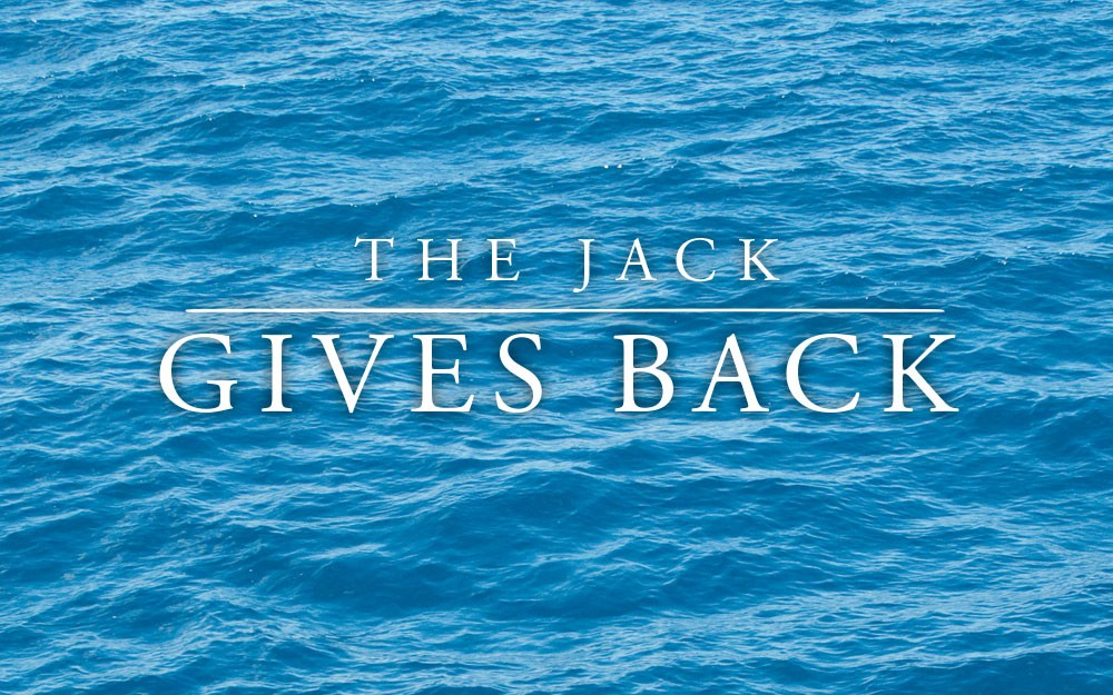 The Jack Gives Back