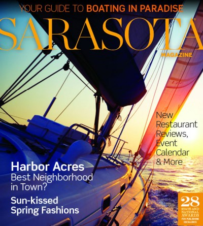 Dockmaster Featured in Sarasota Magazine